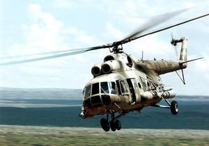 Россия - На борту потерпевшего крушение в России вертолета Ми-8 были новорожденные дети