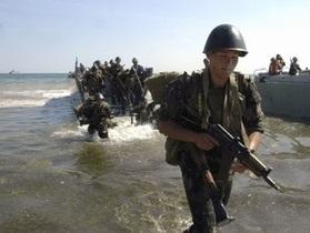 Рада разрешила допуск в Украину иностранных военных
