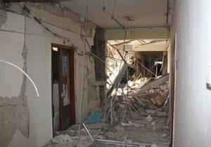Взрыв в Луганске: Минздрав подтверждает гибель одного человека