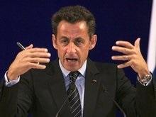 Переговоры в Москве: Саркози требует графика. Медведев выдвигает два условия