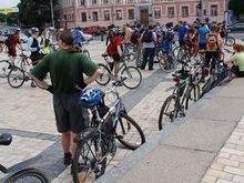 Велосипедам сделают дорожки