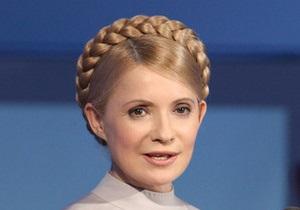 Завтра Тимошенко проведет заседание оппозиционного Кабмина