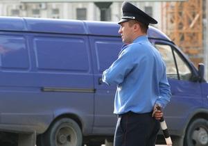 Водитель, сбивший вчера в центре Киева иностранок, задержан в Одесской области