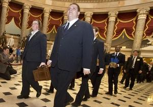 Конгресс США официально признал Обаму победителем президентских выборов