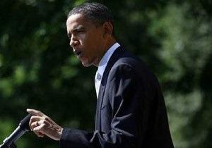 Обама потребует от BP создать счет для выплат компенсаций за утечку нефти