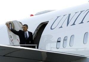 В аэропорту, откуда улетал Обама, арестован вооруженный мужчина