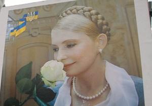 Опрос: В президентском рейтинге Тимошенко обошла Януковича