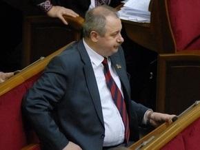 Блок Литвина узнал, что коалиционное соглашение между БЮТ и ПР уже подписано