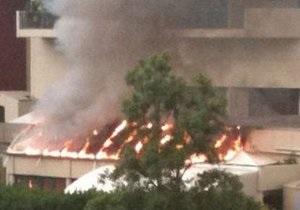 В австралийском отеле прогремели несколько взрывов