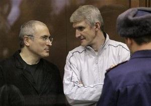 Дело Ходорковского: МИД РФ обвинил Запад в давлении на суд