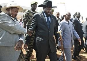 Первый избранный президент Южного Судана вступил в должность