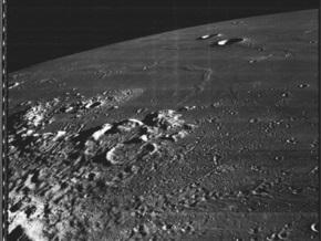 В интернете появились исторические снимки Луны
