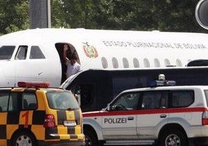 Скандал с самолетом президента Боливии: Россия раскритиковала страны Европы