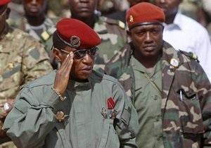 Правящая в Гвинее военная хунта назначила лидера оппозиции премьер-министром