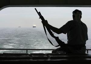 Украина предложила Аталанте свой спецназ для сопровождения судов в Аденском заливе