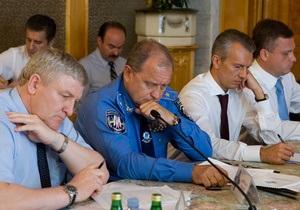 Источник: СНБО отложил заседание, запланированное на пятницу
