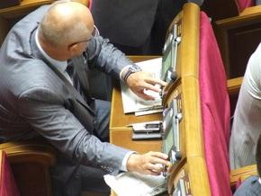 Рада приняла ряд законопроектов и ратифицировала международные соглашения