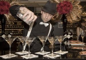 Знаменитый американский шеф-повар создал женские и мужские варианты классических коктейлей