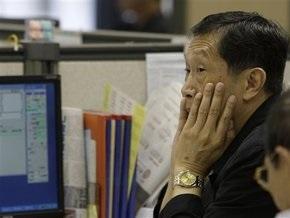 Вторая по величине экономика в мире вступила в рецессию