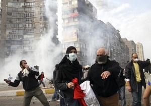 В Египте после отставки правительства массовые протесты продолжаются