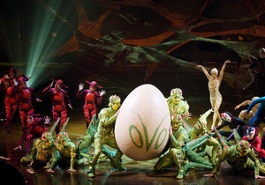 Cirque du Soleil выступит на церемонии вручения премии Оскар
