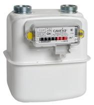 Счетчик газа САМГАЗ теперь можно купить online