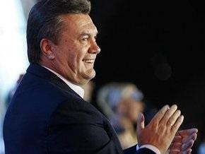 Янукович назвал решение НАТО по Украине уважением выбора украинцев