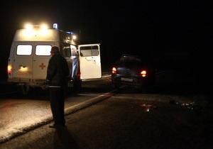 В Киеве задержан водитель, сбивший насмерть человека на Житомирской трассе