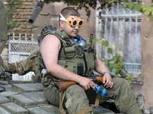 Российские военные накормят жителей Гори