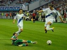 Высшая лига: Динамо одержало волевую победу во Львове