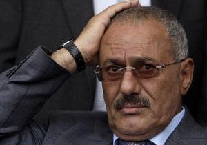 Раненный при обстреле президент Йемена, возможно, покинул страну