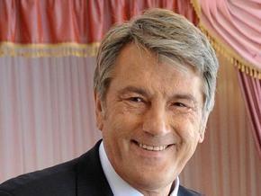 Ющенко пожелал народу Суринама мира и благополучия