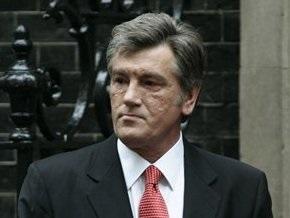 Ющенко отменил визит в Венгрию из-за газовых вопросов