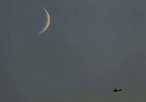 В Борисполе самолет совершил аварийную посадку из-за задымления в салоне