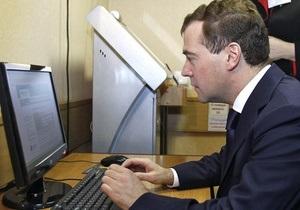 Пресс-служба Медведева: Президент может завести аккаунт Вконтакте
