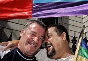 Голландские геи протестуют против отказа в причастии
