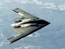 Бомбардировщик-невидимка США разбился на острове Гуам