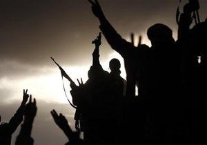 Повстанческие силы Ливии заявляют, что отбили нападение армии Каддафи