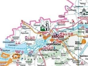 В Херсонской области сел на мель сухогруз, следовавший в Италию