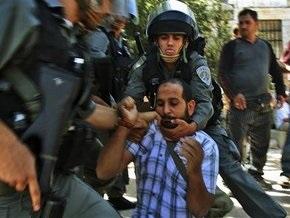 Полиция пресекла арабские беспорядки в Иерусалиме: есть пострадавшие