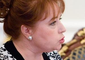 Карпачева заявляет, что СБУ проводит обыски в офисе омбудсмена