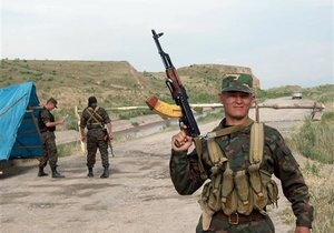 Кыргызстан закрыл границу с Узбекистаном