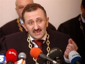 Экс-судья Зварич заявил, что его похищали неизвестные