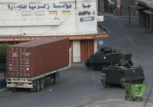 Сунниты и алавиты Ливана конфликтуют из-за Сирии