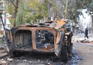 Конфликт в Сирии: количество жертв возросло до 60 тысяч человек