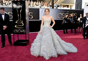 Церемония Оскар-2013: в кинотеатр Кодак прибыли первые звезды
