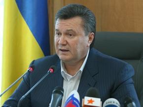 Янукович: На выборах Президента должна победить Украина