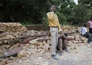 МИД: Разыскиваемые на Гаити украинцы спасены