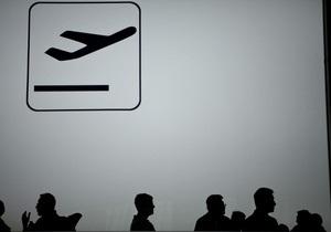 Аэропорт Донецка закрылся из-за сильного тумана