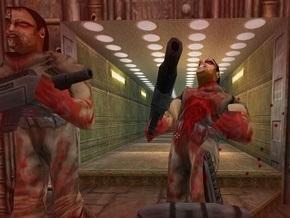 Поклонники жестоких компьютерных игр не любят насилие